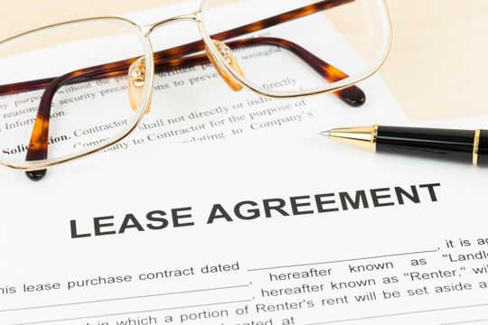 Buying Leasing Property