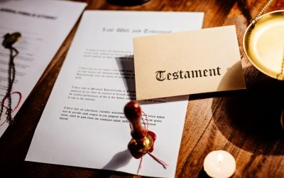 Making a last Thai will and testament for your assets